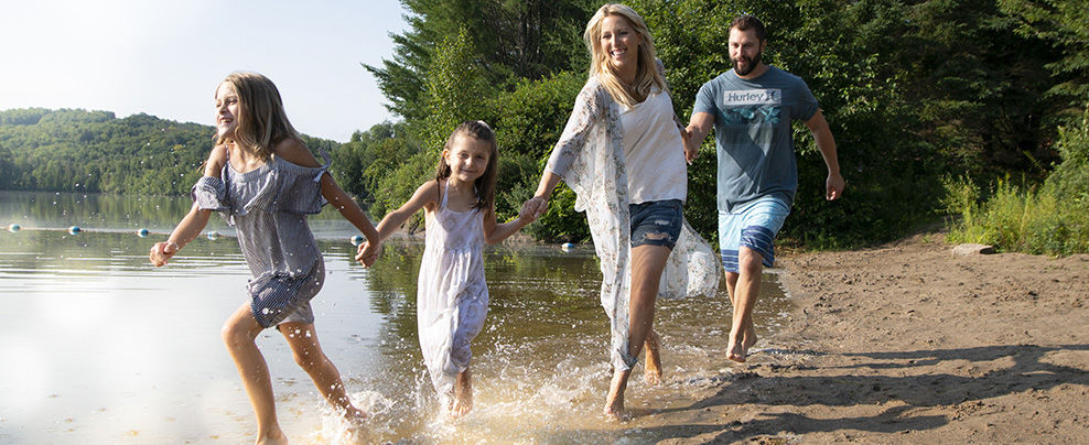 What to do this summer in the Laurentians!