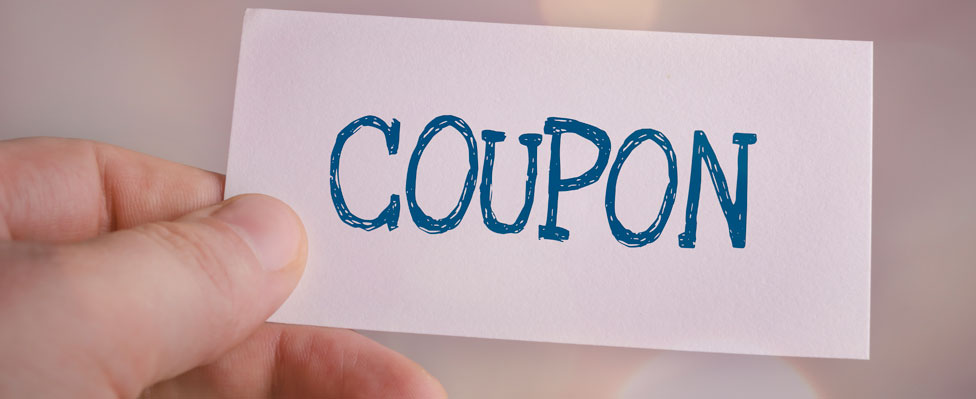 Pay Less Thanks to Our Coupons!