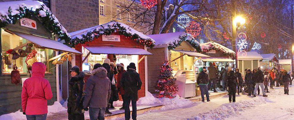 Bundle up and visit enchanting Christmas markets!