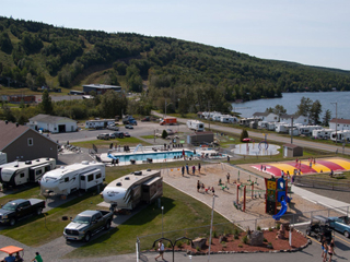 Bas St. Laurent KOA Resort Campground
