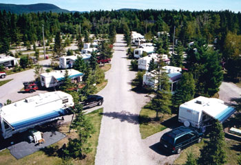 Village Vacances Valcartier - Campground