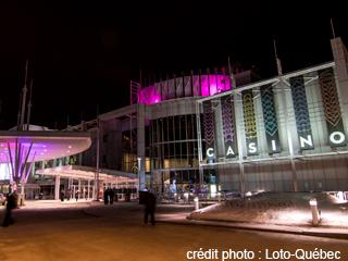 Banco bistro casino lac leamy menu