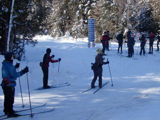 Hors limite - Esterel cross-country ski and snowshoe center