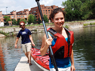 The Lachine Canal Nautical Centre - H2O Adventures
