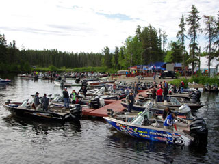 James Bay Walleye Fishing Tournament