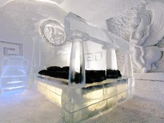 H 244 Tel De Glace Ice Hotel