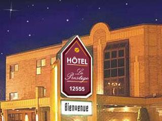 Hotel Le Prestige Montreal Qc Canada