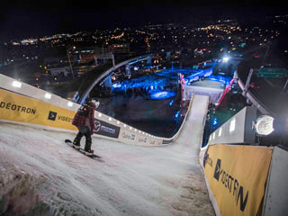 Jamboree presented by Vidéotron  -  FIS Freestyle Ski and Snowboard Big Air World Cup