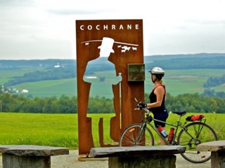 The Pioneer Trail - Eastern Townships