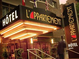 Lu0027Appartement Hôtel   Montréal