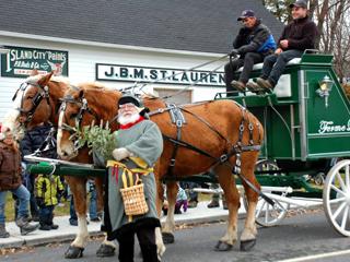 Coaticook Christmas markets
