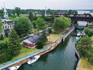 Sainte-Anne-de-Bellevue Canal National Historic Site