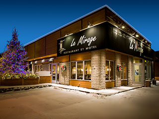 Le Mirage Hotel and Restaurant - Charlevoix