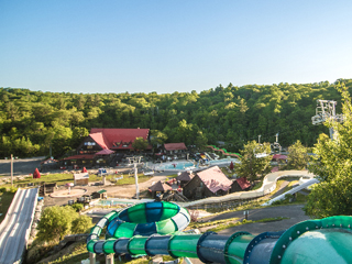 Mont Cascades Waterpark