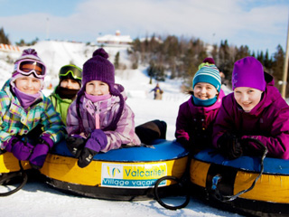 Valcartier Vacation Village – Winter Playground