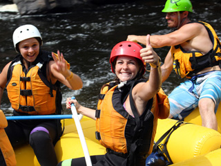 Valcartier Vacation Village – Rafting Valcartier