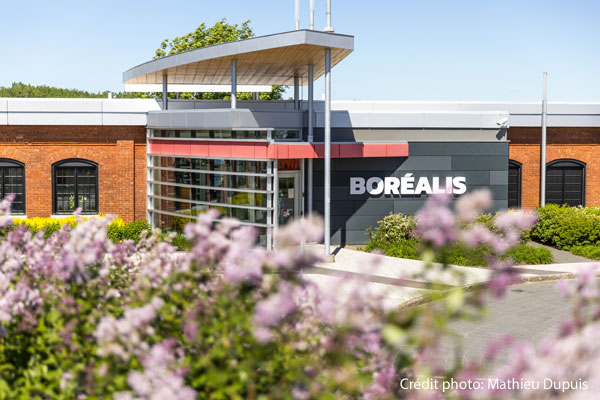 Boréalis - Center for the history of the paper industry