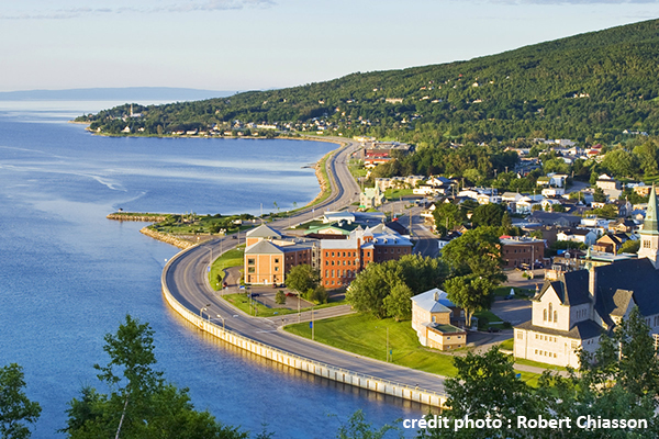 Charlevoix Be charmed - La Malbaie sector