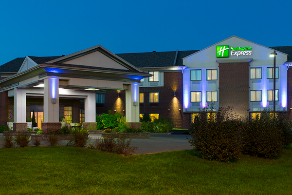 Holiday Inn Express Québec