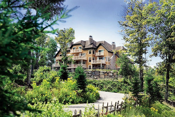 Cap Tremblant Mountain Resort Hotel