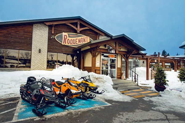 Le Roquemont Microbrewery