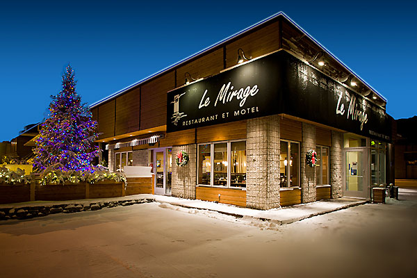 Le Mirage Hotel and Restaurant