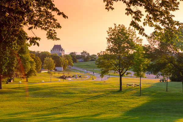 Image result for photos the plains of abraham quebec city