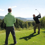 Chalet and Golf Package