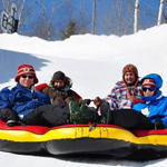 2 Nights Away and 2 Days of Free Tubing Package