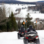 ATV in the Centre-du-Québec Region  Package