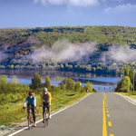 Cycling in the Centre-du-Québec Region Package