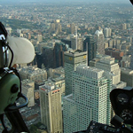 Helicopter Tour of the City – Montreal