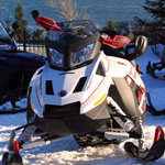 Deluxe Snowmobile Rental  Package