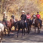 Horse riding and hiking Package