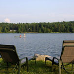 Relaxation for 2 on the lake Package
