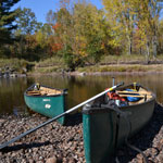 Canoeing and Kayaking Expeditions with À l'Abordage  Package
