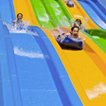 Great Time at Village Vacances Valcartier Waterpark Package