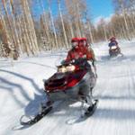 The Snowmobile Resort! Package