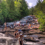 La Mauricie National Park, enjoy the outdoors
