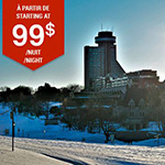 Quebec City Fever! - starting price of $105 per night
