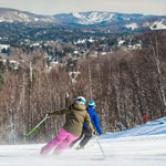Cabin and ski free tickets