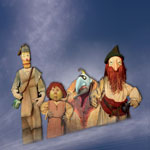 Giant! 48 years of puppets from the Théâtre Sans Fil