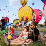Family Package - International Balloon Festival of Saint-Jean-sur-Richelieu
