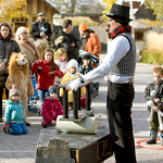 Halloween at the Granby Zoo