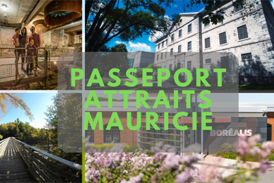Attractions Passeport Mauricie 2020