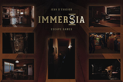Immersia - Escape Passport