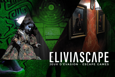 Eliviascape - Eastern Quebec Escape Rooms Passport