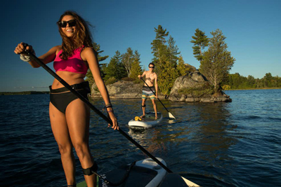 VoilOka - Paddleboard, beach and SUP Yoga or SUP Fitness Passport