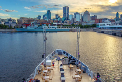 AML Cruises - Montreal-Quebec Cruise Passport