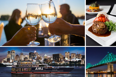 AML Cruises - Red Carpet Dinner Cruise Passport